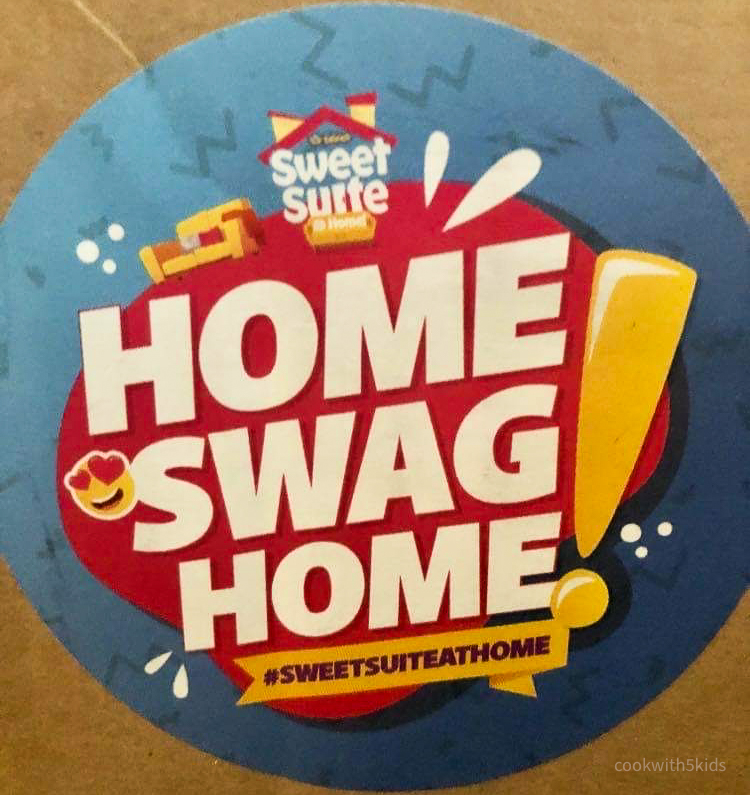 sweet suite at home swag logo