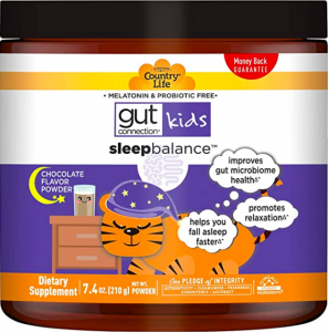 country life sleep balance jar