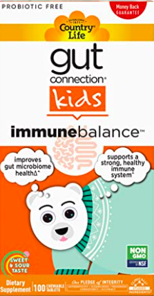 immune balance country life vitamins for kids