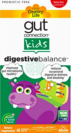 digestive balance country life vitamins for kids