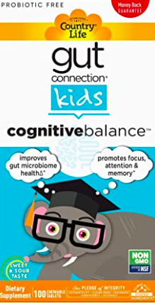 cognitive balance country life vitamins for kids