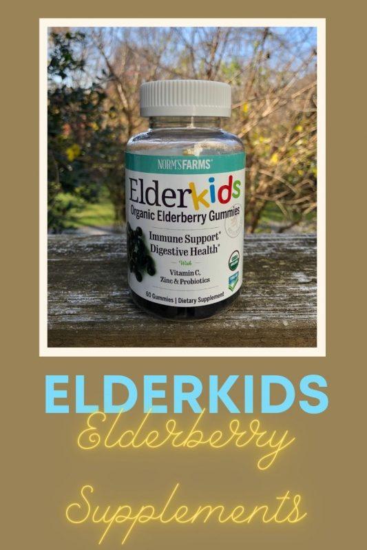 elderkids elderberry supplements