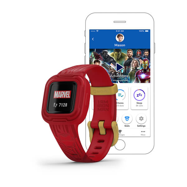garmin vivofit jr 3 ironman edition