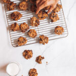 vegan breakfast cookies