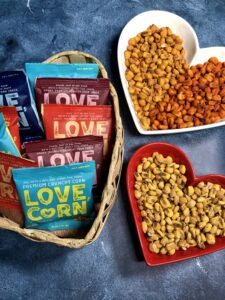 love crunch snacks vegan snacks