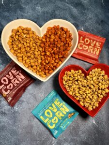 love corn vegan gluten free snacks