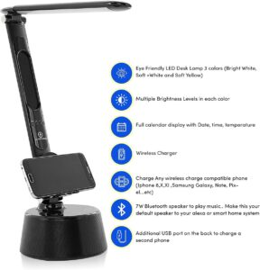 lumicharge desk lamp
