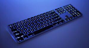 Matias backlit MAC keyboard