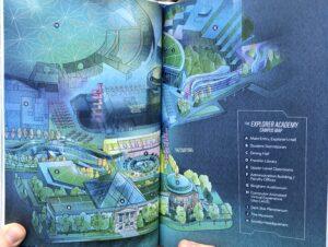 explorer academy campus map
