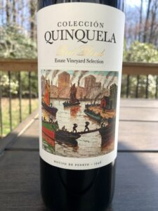 Quinquela Red Blend from Bonner Private Wine Partnership