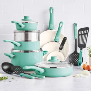 greenlife cookware set