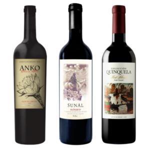 Bonner Wine Preserve Malbec Wine collection