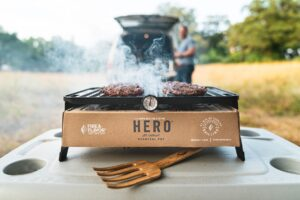 Fire&Flavor HERO grill system