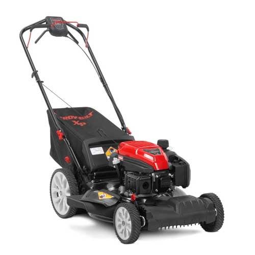 troy-bilt self propelled lawnmower